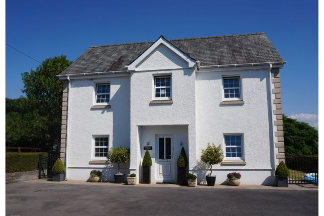 5 bed detached house for sale in Llansadwrn, Llanwrda SA19