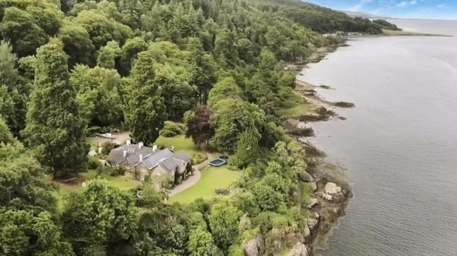 Thumbnail Detached house for sale in Craigton Point, North Kessock, Inverness, Highland
