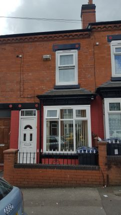 3 bed terraced house for sale in Avondale Road, Birmingham