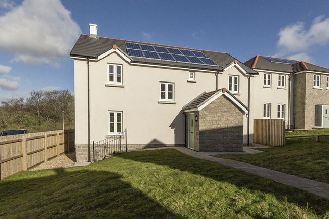 Thumbnail Detached house for sale in Plot 19, Green Meadows Park, Tenby