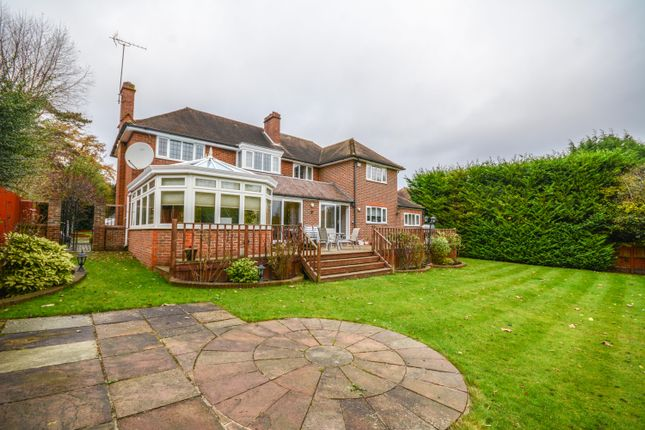 Thumbnail Detached house to rent in Epsom Road, Epsom, Surrey