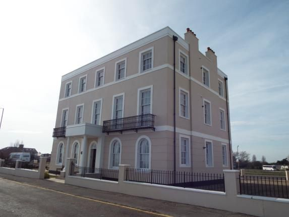 Thumbnail Flat for sale in East Terrace, Walton On The Naze, Essex