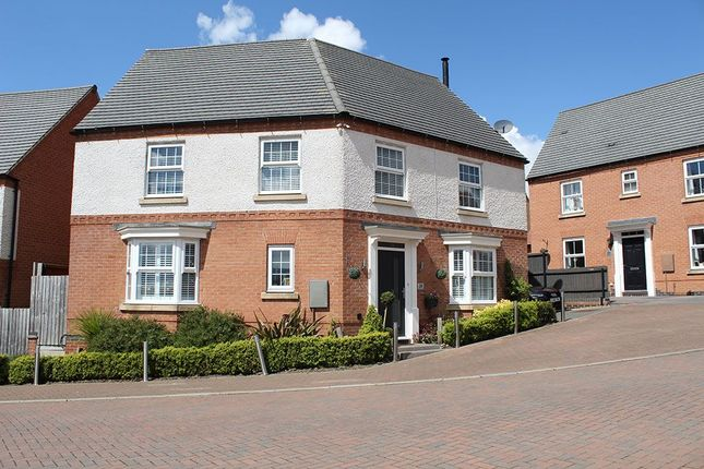 4 bed detached house for sale in Glamorgan Way, Church Gresley, Swadlincote DE11