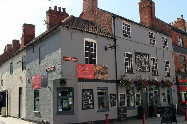 Thumbnail Pub/bar for sale in Carter Gate, Newark