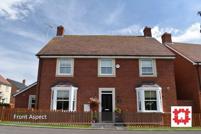 Thumbnail Detached house for sale in Cornflower Crescent, Stotfold, Herts
