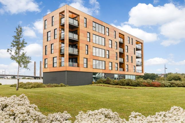 Thumbnail Flat for sale in Llanarth Court, Newport, Newport