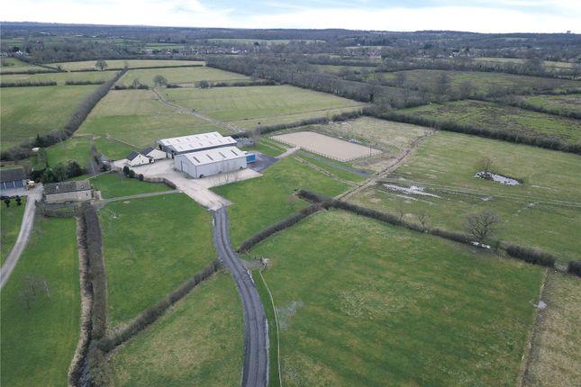 Thumbnail Barn conversion for sale in Ashton Road, Minety, Malmesbury, Wiltshire