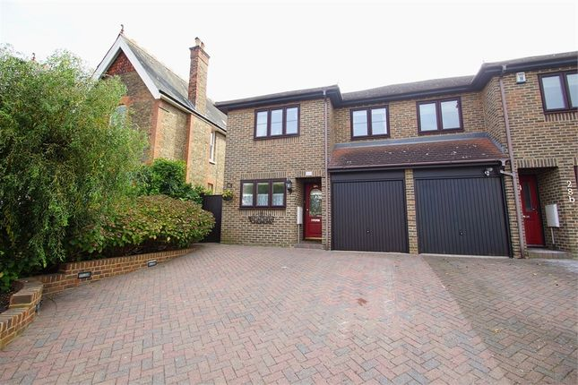 Thumbnail Semi-detached house for sale in Granville Road, Sidcup, Kent
