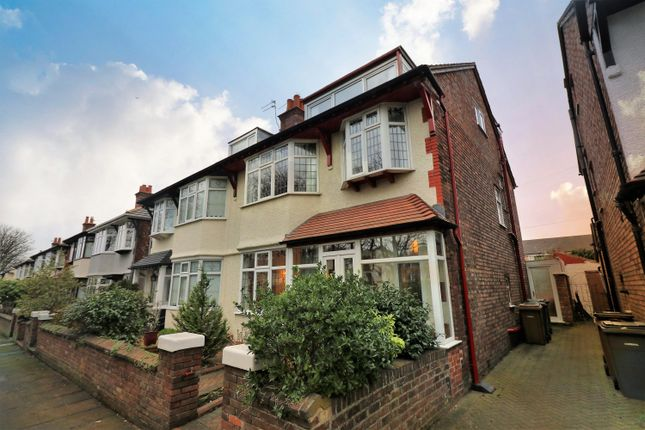 Thumbnail Semi-detached house for sale in St. Georges Park, Wallasey
