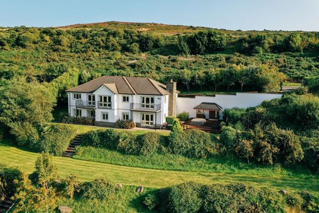 Thumbnail Detached house for sale in Groudle Road, Onchan, Isle Of Man