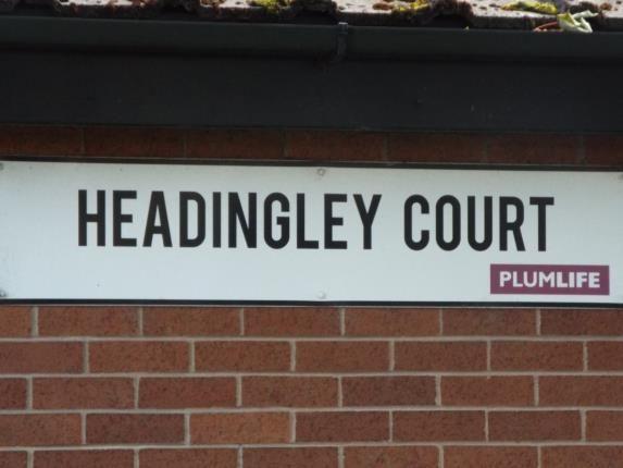 Front of Ladybarn Lane, Ladybarn, Manchester, Greater Manchester M14