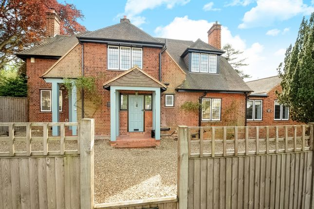Thumbnail Detached house to rent in Charters Road, Sunningdale, Ascot