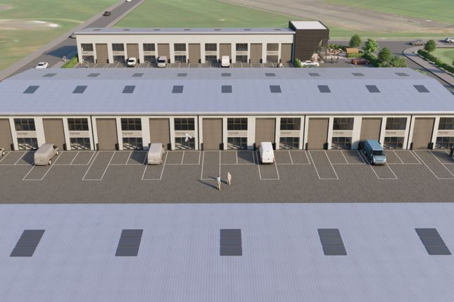 Thumbnail Business park for sale in Skypark, Exeter