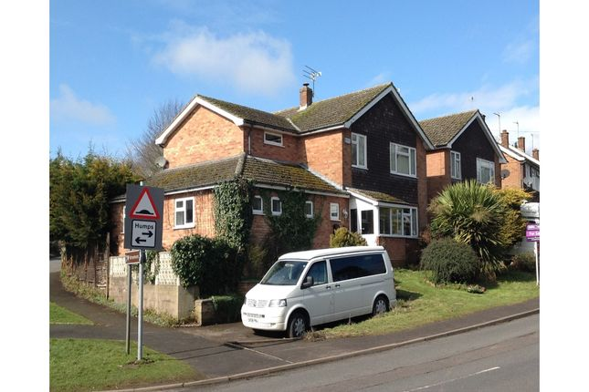 Thumbnail Detached house for sale in Station Road, Southam