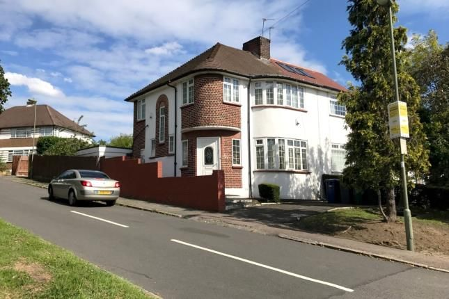 Thumbnail Semi-detached house for sale in Hampden Way, Southgate, London