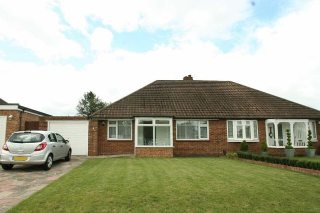 Thumbnail Semi-detached house to rent in Derwent Drive, Petts Wood, Orpington