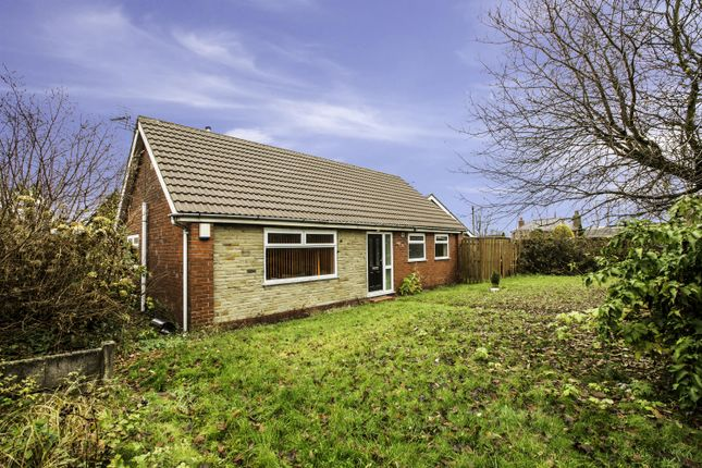 3 bed detached bungalow for sale in Milnrow Road, Hollingworth Lake