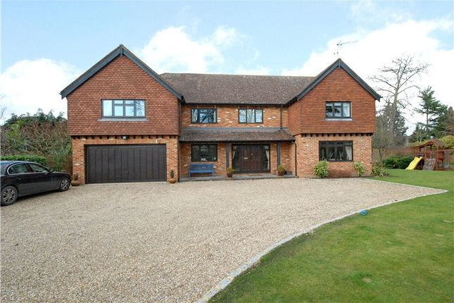 Thumbnail Detached house to rent in Mill Lane, Hurley, Berkshire
