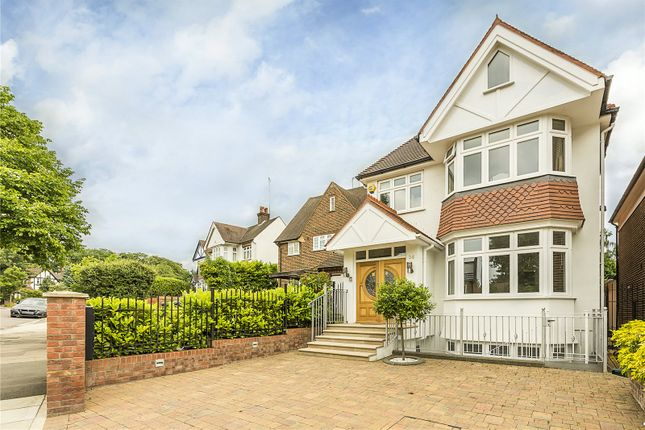 Thumbnail Detached house for sale in Mount Avenue, Ealing