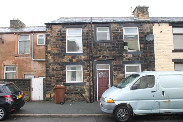 2 bed terraced house to rent in Mount Street, Brierfield, Nelson BB9, Nelson,
