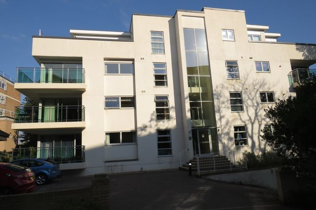 Thumbnail Flat for sale in Seldown Road, Poole