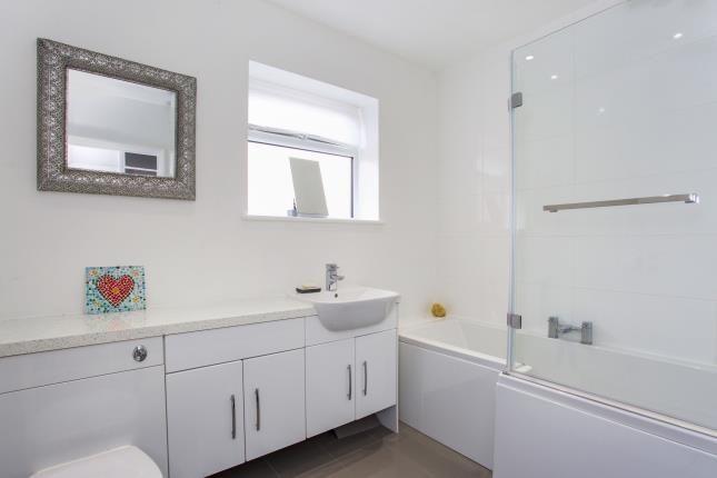 Bathroom of Church Crookham, Fleet, Hampshire GU52