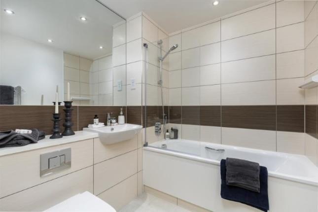 Bathroom of The Quadrangle, High Street, Hornsey N8