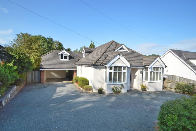 Thumbnail Detached house for sale in Merdon Avenue, Chandler's Ford, Eastleigh