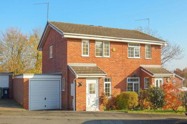 Semi-detached house in  Mitcheldean Close  Oakenshaw  Redditch  Worcs  Birmingham