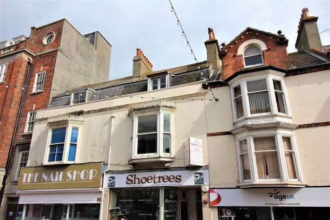 Flat for sale in Coburg Place, Weymouth, Dorset
