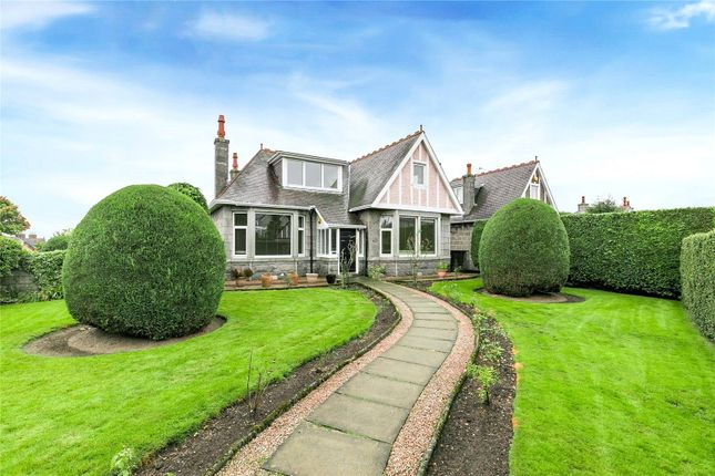 Thumbnail Detached house to rent in 1 Woodburn Avenue, Aberdeen