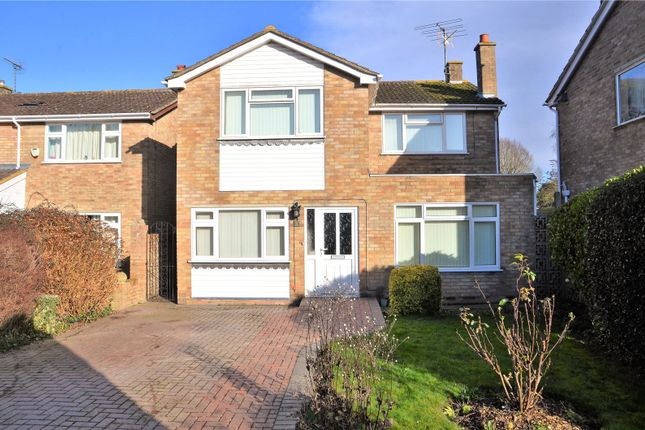 4 bed detached house for sale in Blatch's Close, Theale, Reading, Berkshire