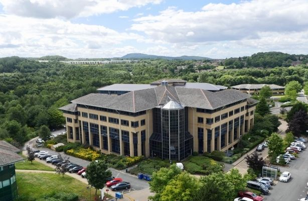 Thumbnail Office to let in Grosvenor House, Central Park, Telford, Shropshire