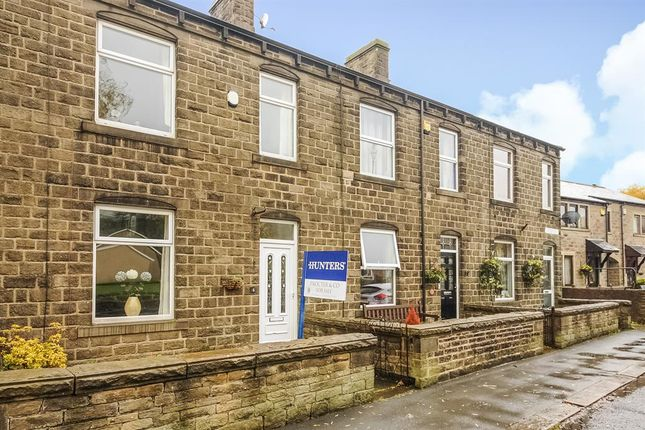 Thumbnail Terraced house for sale in Crag View, Sutton-In-Craven, Keighley