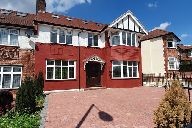 Thumbnail Semi-detached house for sale in Wilmer Way, Southgate, London