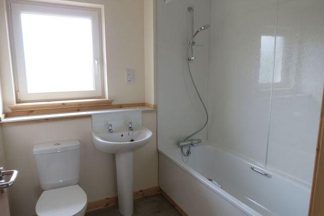 Bathroom of Broom Court, Conon Bridge, Dingwall IV7