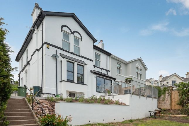 Thumbnail Semi-detached house for sale in Ferndale Road, Teignmouth, Devon