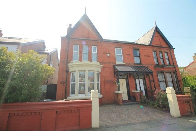 Thumbnail Semi-detached house for sale in Myers Road West, Crosby, Merseyside