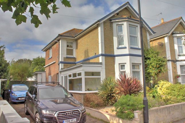 Thumbnail Detached house for sale in Wilton Park Road, Shanklin