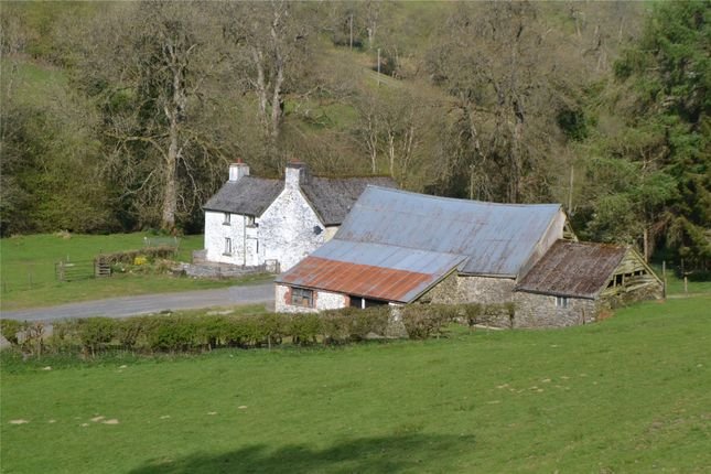 Thumbnail Detached house for sale in Llanafan Fawr, Builth Wells, Powys