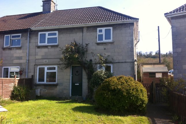 Thumbnail Semi-detached house to rent in Woodcroft, Bishop Sutton