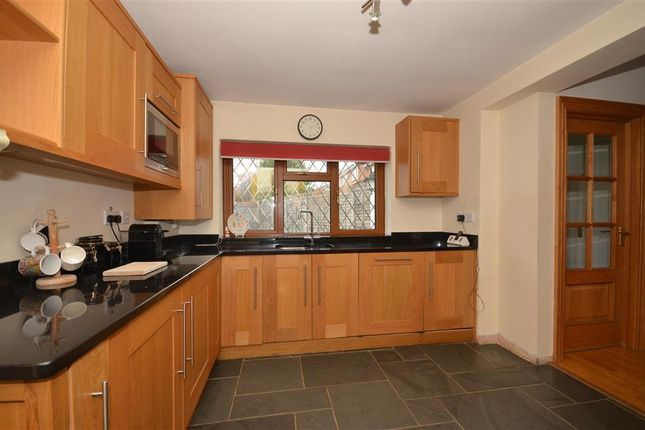 Thumbnail Bungalow for sale in Weatherhill Road, Smallfield, Horley, Surrey