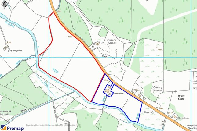 Thumbnail Land for sale in Ythanbank, Ellon