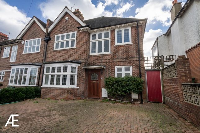 Thumbnail Semi-detached house to rent in London Lane, Bromley, Kent