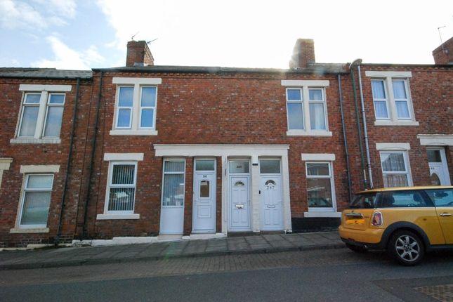Main Exterior of Alice Street, South Shields NE33