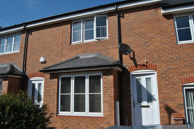 Thumbnail Terraced house for sale in Canal Court, Birmingham