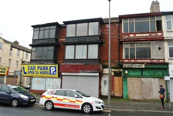 Thumbnail Flat for sale in Chapel Street, Blackpool