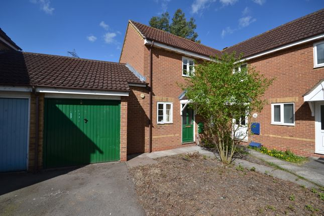 Thumbnail End terrace house for sale in Ottery Way, Didcot, Oxfordshire