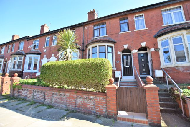 3 bed terraced house for sale in Westmorland Avenue, Blackpool FY1