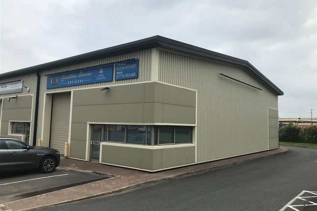 Thumbnail Industrial for sale in Hulme Court, Commercial Road, Darwen